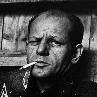A Biography Jackson Pollock