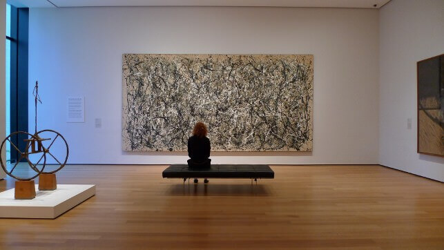 One: Number 31, 1950 by Jackson Pollock